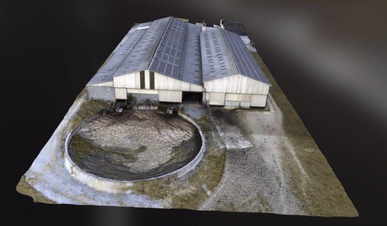 Top 5 des logiciels de modélisation 3d drone